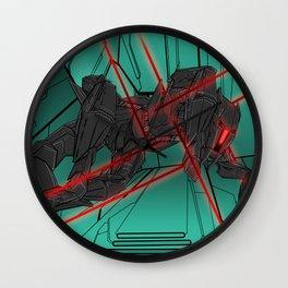 ULTRACRASH 2 Wall Clock