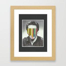 Vigorous Creeper Framed Art Print