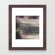 secret garden Framed Art Print