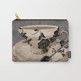 Vintage Cafe I Carry-All Pouch