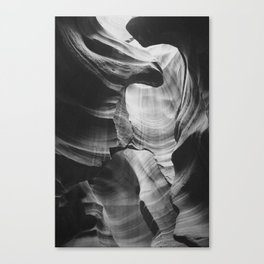 CAVERN Canvas Print