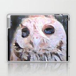 Marble Owl Laptop & iPad Skin