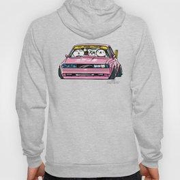 Crazy Car Art 0139 Hoody