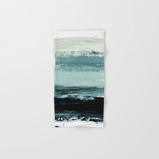 abstract minimalist landscape 4 Hand & Bath Towel