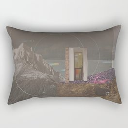 atmosphere 12 · Point of Entry Rectangular Pillow