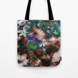 butterfly breeze autumn Tote Bag