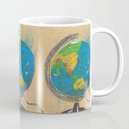 Diddie Doodle the Illuminated Globe Coffee Mug