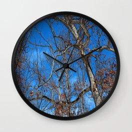 Divergent I Wall Clock