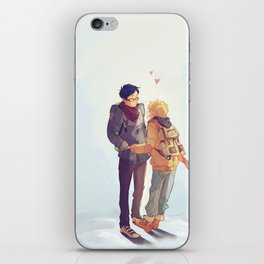 reigisa iPhone Skin