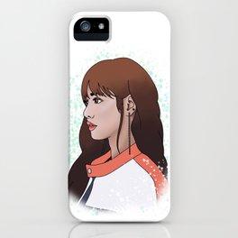 Blackpink Lisa iPhone Case