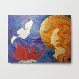 Moonrise (Bright) Metal Print