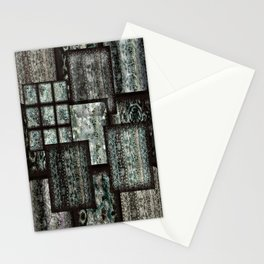 Bohemian Combo Blue Stationery Cards