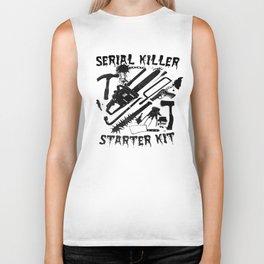 SERIAL KILLER STARTER KIT. Biker Tank