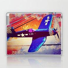 F4U Corsair Pop Art Laptop & iPad Skin
