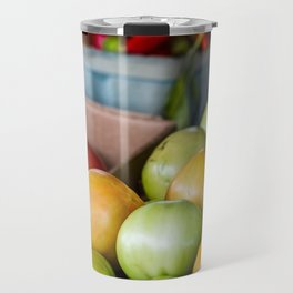 Produce Rainbow Travel Mug