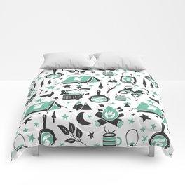 Camp Life Comforters