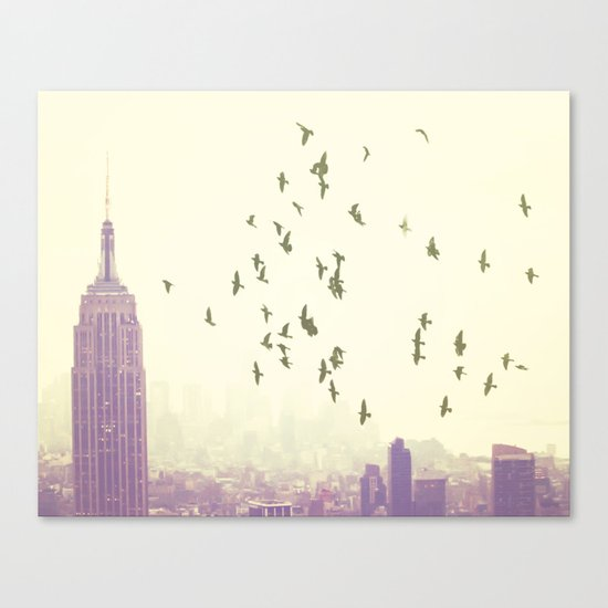 Attack! Canvas Print