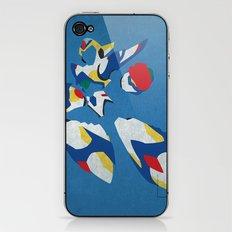 Megaman X iPhone & iPod Skin