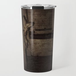 nobunny in the basement Travel Mug