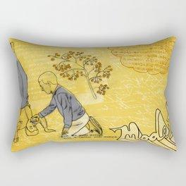 Modesto! Hiccup Rectangular Pillow