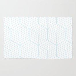 ZADA ((baby blue)) Rug