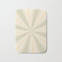 Summer Rays II Bath Mat