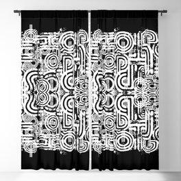 Disorganized Speech #8 Blackout Curtain