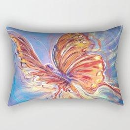 Metamorphasis Rectangular Pillow