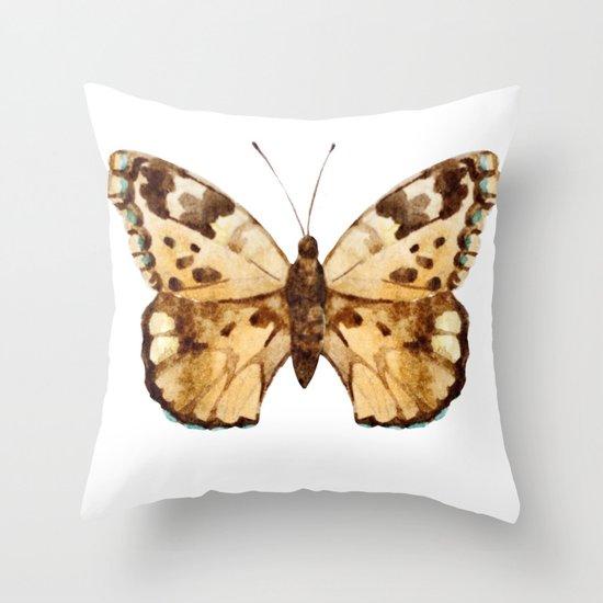Butterfly 10 Throw Pillow