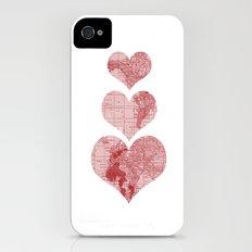 I Love, Love, Love, You iPhone (4, 4s) Slim Case
