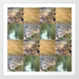 Tennessee Fresh Water Art Print