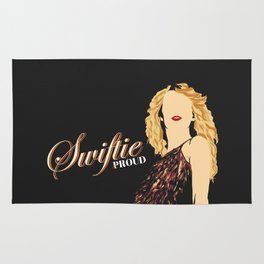 Swiftie and Proud Rug