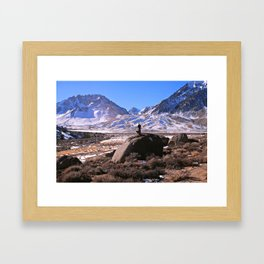 Bishop, Calfornia I Framed Art Print