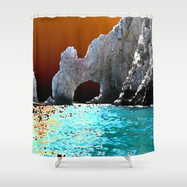 CABO Shower Curtain