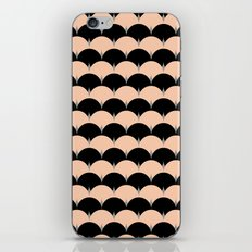 undulation iPhone & iPod Skin