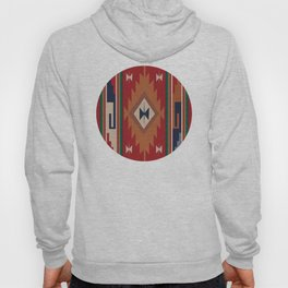American Native Pattern No. 19 Hoody
