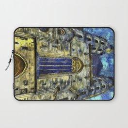 St Stephens Cathedral Vienna Van Goth Laptop Sleeve