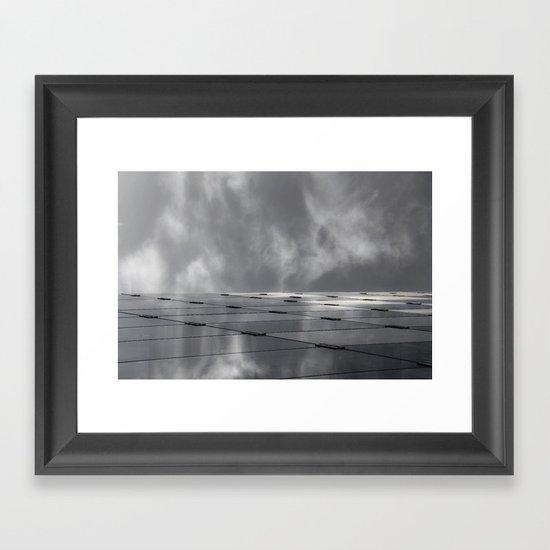 Builds 3 Framed Art Print