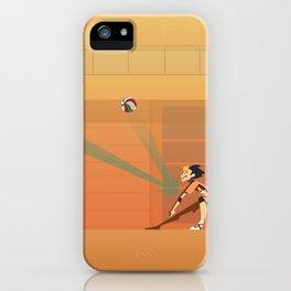 HQ!!: The Hero's The Libero iPhone Case