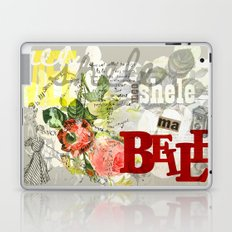 Mee-shele, Ma Belle Laptop & iPad Skin