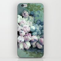 antique iPhone & iPod Skins featuring Tulips Antique by Joke Vermeer