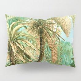Vintage Tropical #society6 #buyart #painting Pillow Sham