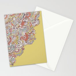 Flower Medley #1 Stationery Cards