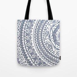 Kokua Mandala IV Illustration Tote Bag