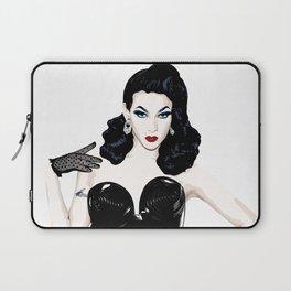 Violet Chachki, RuPaul' Drag Race Queen Laptop Sleeve