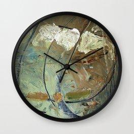 Vessel 116 Wall Clock