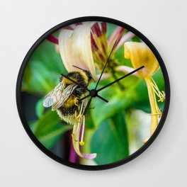 Bit insect Wall Clock