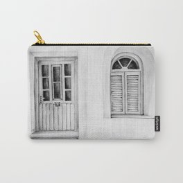 Greek Doorway Carry-All Pouch