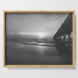 Pier and Surf Serving Tray
