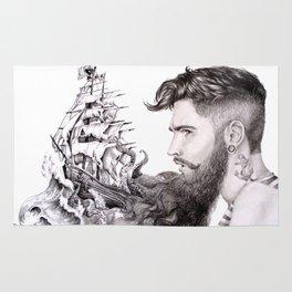 Sailor's Beard Rug